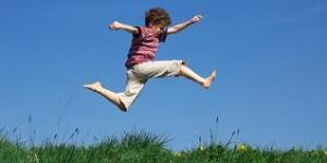 Correre salto