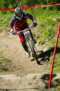 Andreoli. Umberto mtb downhill