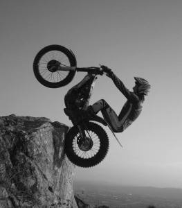 Daniele Maurino nazionale motocliclismo specilità Trial