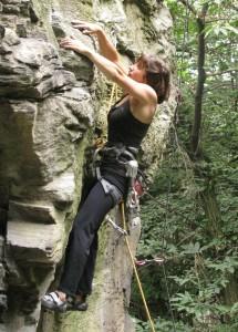 Marta Garnero arrampicata sportiva